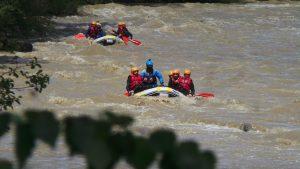 Super Rafting activitati in jurul Bucurestiului